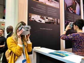 Trends - Virtual Reality in der Tourismusbranche...